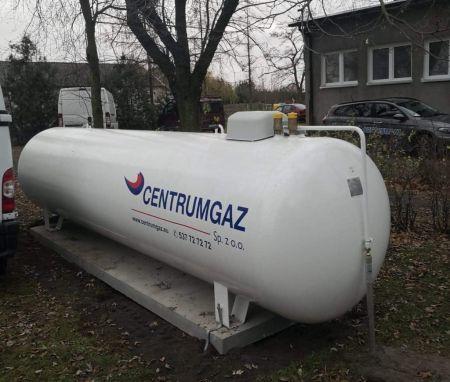 magazynowanie gazu płynnego